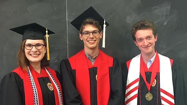 Religious Studies Award-Winning Graduates